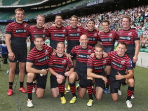 VVA Saracens Players